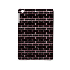 Brick1 Black Marble & Pink Glitter (r) Ipad Mini 2 Hardshell Cases by trendistuff