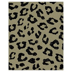 Skin5 Black Marble & Khaki Fabric (r) Drawstring Bag (small) by trendistuff