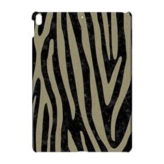 Skin4 Black Marble & Khaki Fabric Apple Ipad Pro 10 5   Hardshell Case by trendistuff