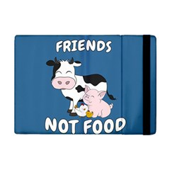 Friends Not Food   Cute Cow, Pig And Chicken Ipad Mini 2 Flip Cases by Valentinaart