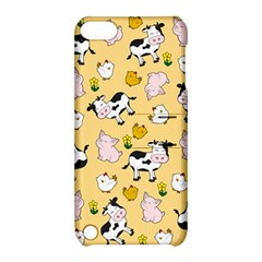 The Farm Pattern Apple Ipod Touch 5 Hardshell Case With Stand by Valentinaart