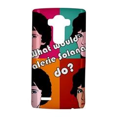 Valerie Solanas Lg G4 Hardshell Case by Valentinaart