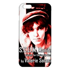 Valerie Solanas Iphone 6 Plus/6s Plus Tpu Case by Valentinaart
