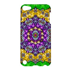 Sunshine In Mind The Season Is Decorative Fine Apple Ipod Touch 5 Hardshell Case by pepitasart