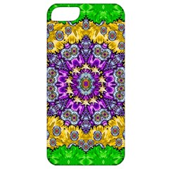 Sunshine In Mind The Season Is Decorative Fine Apple Iphone 5 Classic Hardshell Case by pepitasart