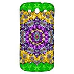 Sunshine In Mind The Season Is Decorative Fine Samsung Galaxy S3 S Iii Classic Hardshell Back Case by pepitasart