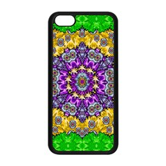 Sunshine In Mind The Season Is Decorative Fine Apple Iphone 5c Seamless Case (black) by pepitasart