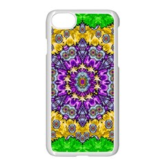 Sunshine In Mind The Season Is Decorative Fine Apple Iphone 7 Seamless Case (white) by pepitasart