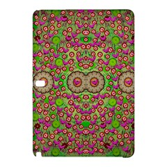 Love The Wood Garden Of Apples Samsung Galaxy Tab Pro 10 1 Hardshell Case by pepitasart