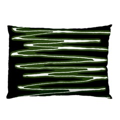 Sketched Wavy Stripes Pattern Pillow Case by dflcprints