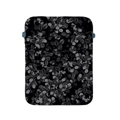 Dark Leaves Apple Ipad 2/3/4 Protective Soft Cases by jumpercat