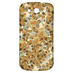 Leaves Autumm Samsung Galaxy S3 S Iii Classic Hardshell Back Case by jumpercat