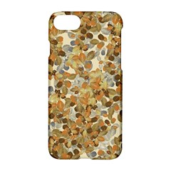 Leaves Autumm Apple Iphone 7 Hardshell Case by jumpercat