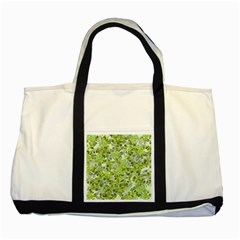 Leaves Fresh Two Tone Tote Bag by jumpercat