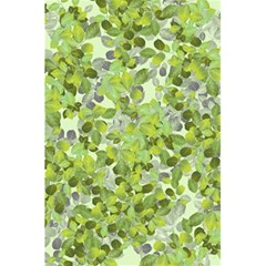 Leaves Fresh 5 5  X 8 5  Notebooks by jumpercat