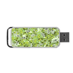 Leaves Fresh Portable Usb Flash (one Side) by jumpercat