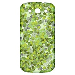 Leaves Fresh Samsung Galaxy S3 S Iii Classic Hardshell Back Case by jumpercat