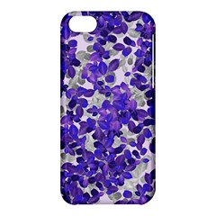 Mistic Leaves Apple Iphone 5c Hardshell Case by jumpercat