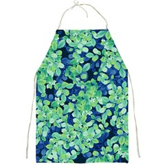 Moonlight On The Leaves Full Print Aprons by jumpercat