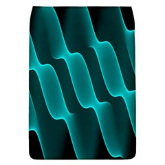 Background Light Glow Blue Green Flap Covers (s)
