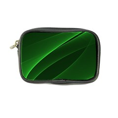 Background Light Glow Green Coin Purse