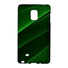 Background Light Glow Green Galaxy Note Edge