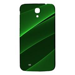 Background Light Glow Green Samsung Galaxy Mega I9200 Hardshell Back Case