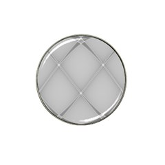 Background Light Glow White Grey Hat Clip Ball Marker