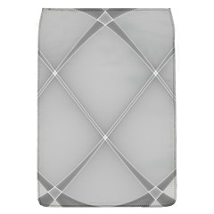 Background Light Glow White Grey Flap Covers (l)