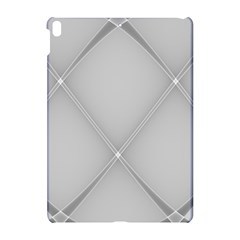Background Light Glow White Grey Apple Ipad Pro 10 5   Hardshell Case by Nexatart