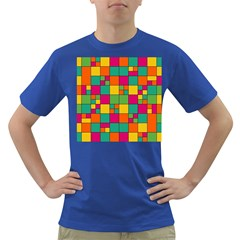 Abstract Background Abstract Dark T Shirt