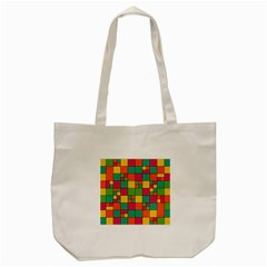 Abstract Background Abstract Tote Bag (cream)