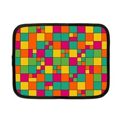 Abstract Background Abstract Netbook Case (small)