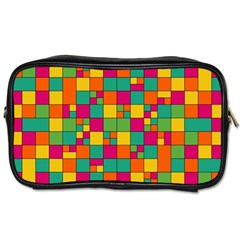 Abstract Background Abstract Toiletries Bags