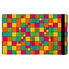 Abstract Background Abstract Apple Ipad 2 Flip Case