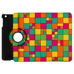 Abstract Background Abstract Apple Ipad Mini Flip 360 Case
