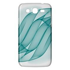 Background Light Glow Blue Samsung Galaxy Mega 5 8 I9152 Hardshell Case