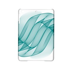 Background Light Glow Blue Ipad Mini 2 Hardshell Cases