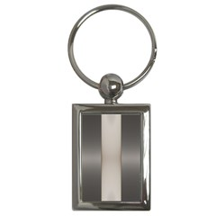 Wall Steel Ivory Creative Texture Key Chains (rectangle)