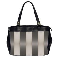 Wall Steel Ivory Creative Texture Office Handbags (2 Sides)
