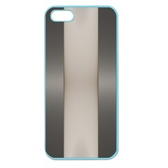Wall Steel Ivory Creative Texture Apple Seamless Iphone 5 Case (color)