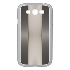 Wall Steel Ivory Creative Texture Samsung Galaxy Grand Duos I9082 Case (white)