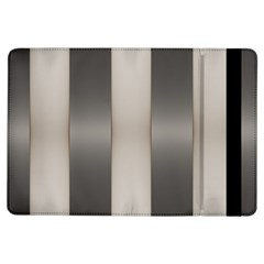 Wall Steel Ivory Creative Texture Ipad Air Flip