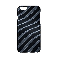 Metal Steel Stripped Creative Apple Iphone 6/6s Hardshell Case