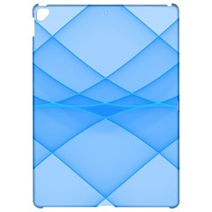 Background Light Glow Blue Apple Ipad Pro 12 9   Hardshell Case