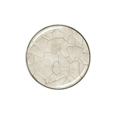 Background Wall Marble Cracks Hat Clip Ball Marker