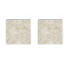 Background Wall Marble Cracks Cufflinks (square)