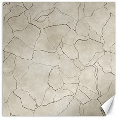 Background Wall Marble Cracks Canvas 16  X 16