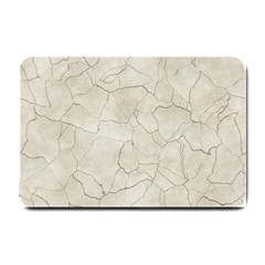 Background Wall Marble Cracks Small Doormat