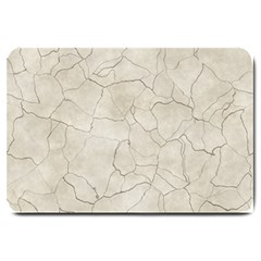 Background Wall Marble Cracks Large Doormat